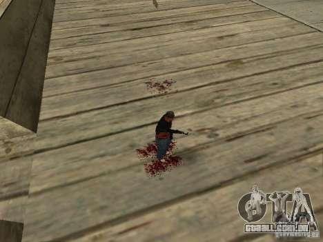 Morte real para GTA San Andreas