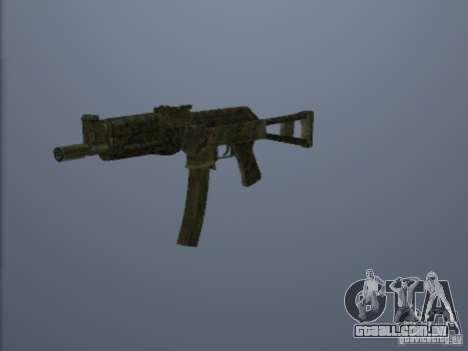 CAMO PP-19-01 para GTA San Andreas