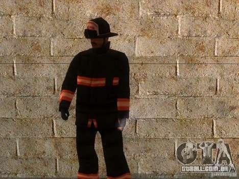 Estação de fogo realista em SF v 2.0 para GTA San Andreas