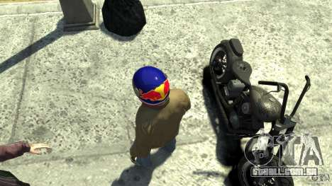 Energy Drink Helmets para GTA 4 oitavo tela