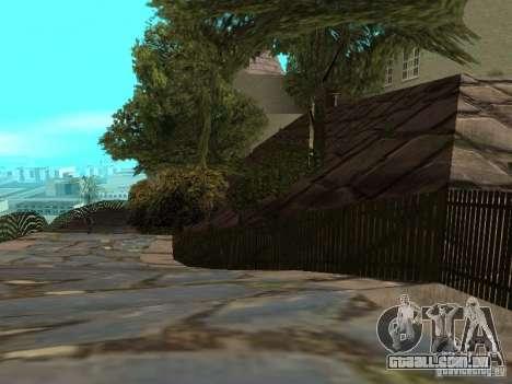Stone Mountain para GTA San Andreas sexta tela