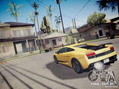 Hybrid ENB Series para GTA San Andreas