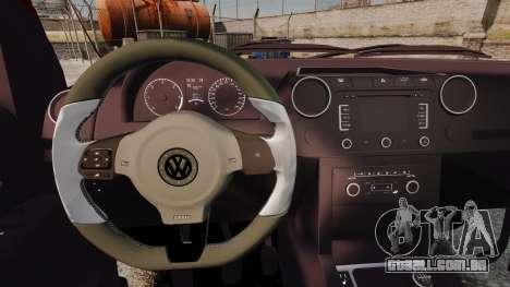 Volkswagen Amarok 2.0 TDi AWD Trendline 2012 para GTA 4