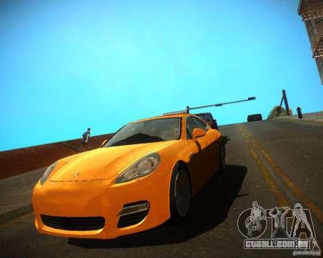 ENBSeries Realistic para GTA San Andreas quinto tela