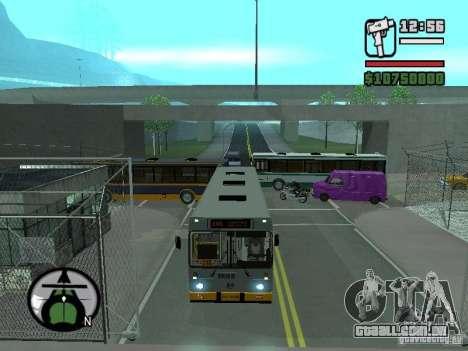 LIAZ 5283.01 para GTA San Andreas traseira esquerda vista