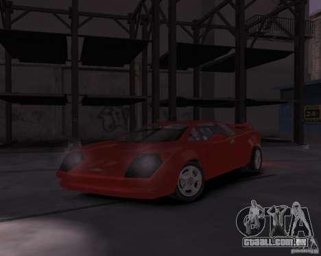 Infernus - Vice City para GTA 4
