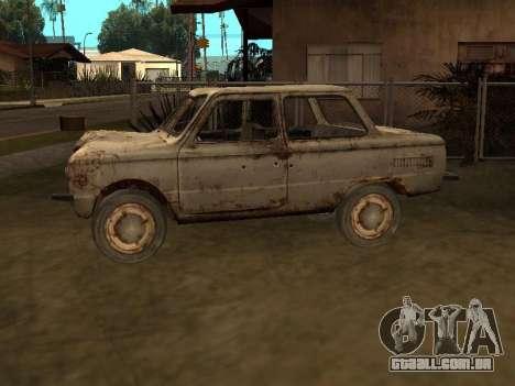 Zaporozhets de STALKER para GTA San Andreas