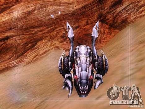 Dragão para GTA San Andreas segunda tela