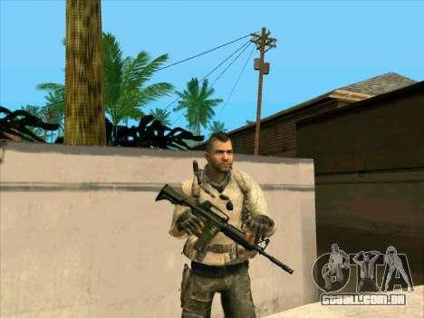 4 um Mctavish para GTA San Andreas