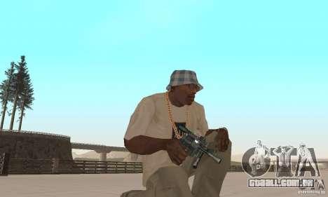 Pacote de armas de Star Wars para GTA San Andreas terceira tela