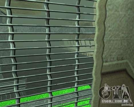 Base do dragão para GTA San Andreas sexta tela