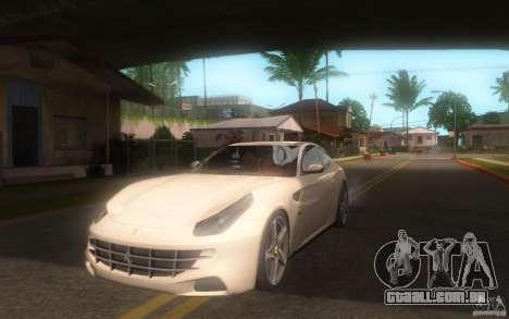 Ferrari FF para GTA San Andreas