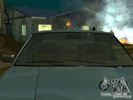 O táxi de romanos de GTA4 para o motor de GTA San Andreas