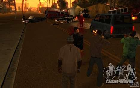 Brigada versão 2.0 para GTA San Andreas terceira tela