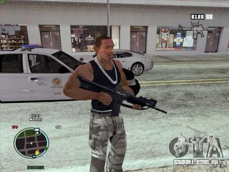 Pacote de GTA IV para GTA San Andreas terceira tela