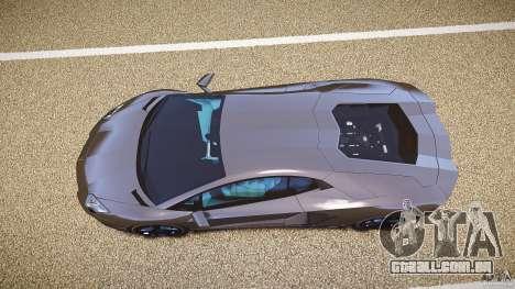 Lamborghini Aventador LP700-4 [EPM] 2012 para GTA 4 vista direita