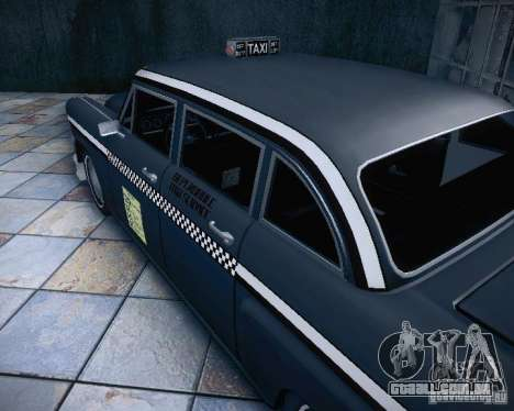 Diablo Cabbie HD para GTA San Andreas vista interior