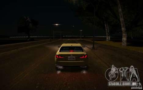 SA Illusion-S V1.0 SAMP Edition para GTA San Andreas oitavo tela