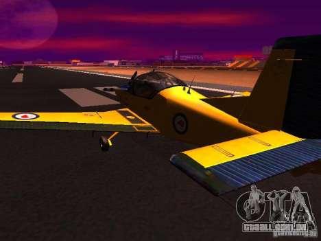 CT-4E Trainer para GTA San Andreas esquerda vista