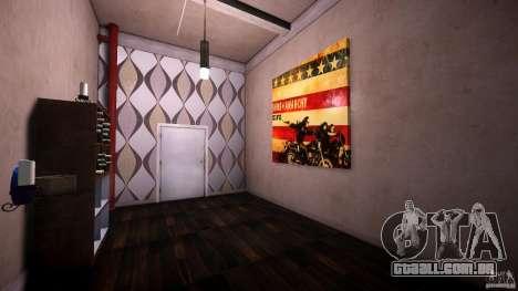 New texture for Algonguin savehouse para GTA 4 por diante tela