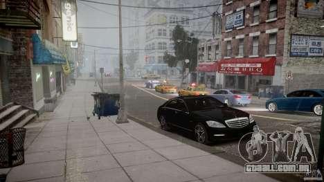 Realistic ENBSeries V1.1 para GTA 4 quinto tela