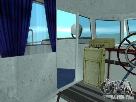 TH 623-Rio para GTA San Andreas vista traseira
