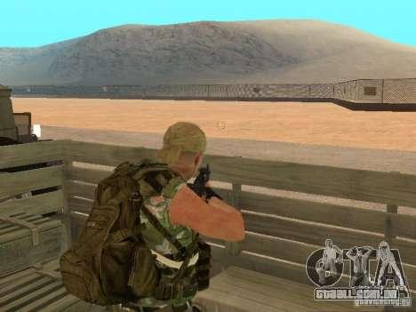 Comando russo para GTA San Andreas terceira tela