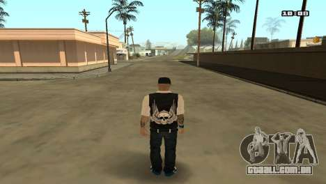 Skin Pack The Rifa para GTA San Andreas quinto tela