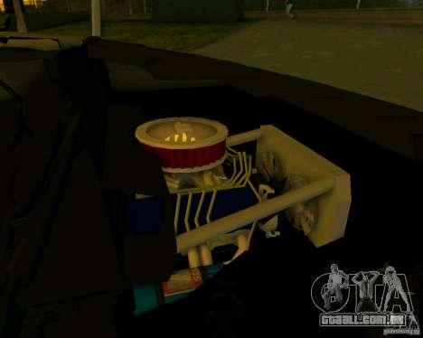 DeLorean DMC-12 V8 para GTA Vice City vista direita