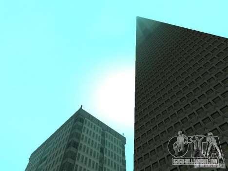 Câmera em movimento livre para GTA San Andreas sétima tela