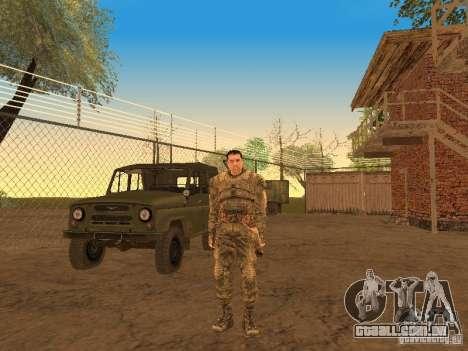 Degtyarev de Stalker para GTA San Andreas