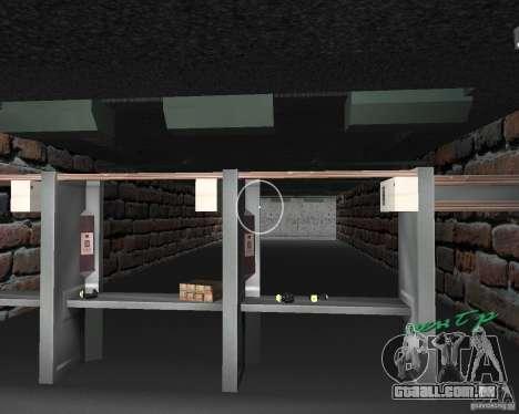 New Downtown: Ammu Nation para GTA Vice City sexta tela