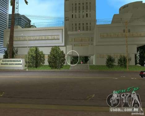 New Downtown: Hospital and scyscrap para GTA Vice City segunda tela