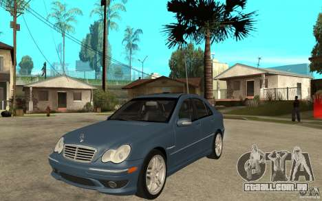 Mercedes-Benz C32 AMG 2003 para GTA San Andreas
