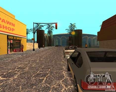 New Ghetto para GTA San Andreas segunda tela