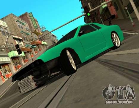 Elegy Piu para GTA San Andreas