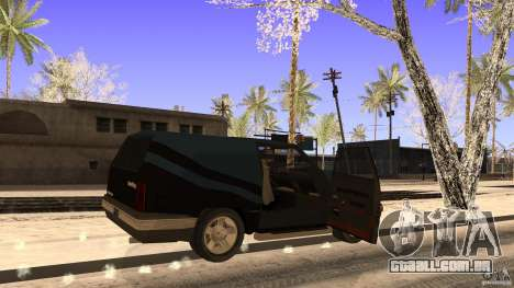 Sandking EX V8 Turbo para GTA San Andreas vista direita