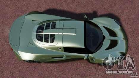 Hennessey Venom GT 2010 [EPM] para GTA 4 vista direita
