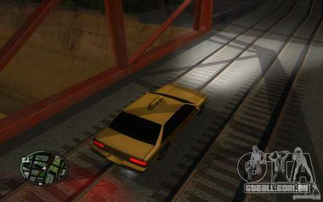 IVLM 2.0 TEST №5 para GTA San Andreas sétima tela