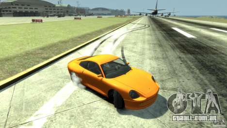 Drift Handling Mod para GTA 4 segundo screenshot