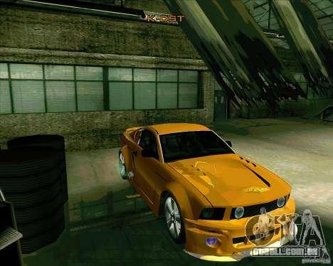 ENBseries V0.45 by 1989h para GTA San Andreas sexta tela