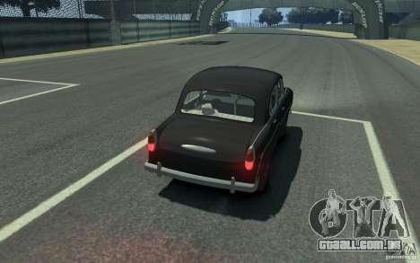 407 Moskvitch v 2.0 para GTA 4 vista direita
