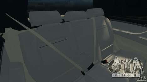 BMW X5 xDrive48i Security Plus para GTA 4 vista lateral
