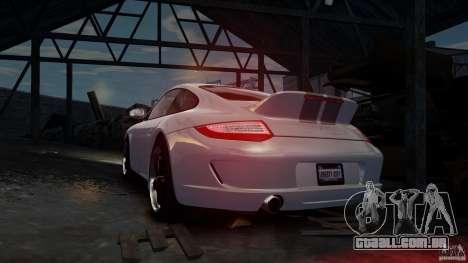 Porsche 911 Sport Classic v2.0 para GTA 4 esquerda vista
