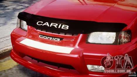 Toyota Sprinter Carib BZ-Touring 1999 [Beta] para GTA 4 rodas