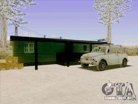 Carro de COD 4 MW para GTA San Andreas