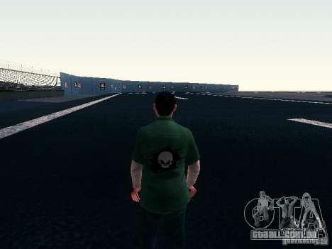 Race Ped Pack para GTA San Andreas por diante tela