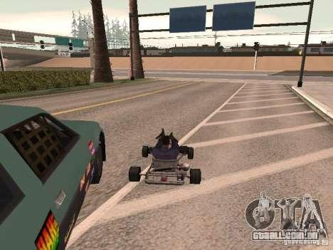 Aceleração para GTA San Andreas