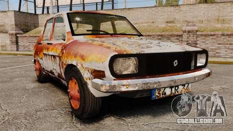 Renault 12 Toros enferrujado v 2.0 para GTA 4