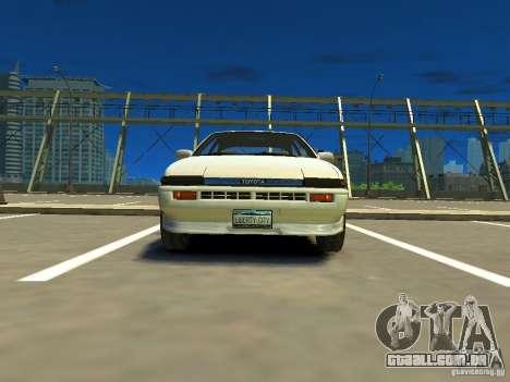 Toyota Corolla AE86 EPM v3.0 para GTA 4 vista direita
